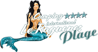 Logo - Camping Le Raguenes Plage