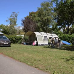 emplacement 6 amperes camping raguenes plage