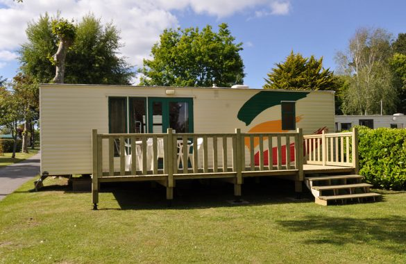 Mobil-home Basic Eco Tahiti