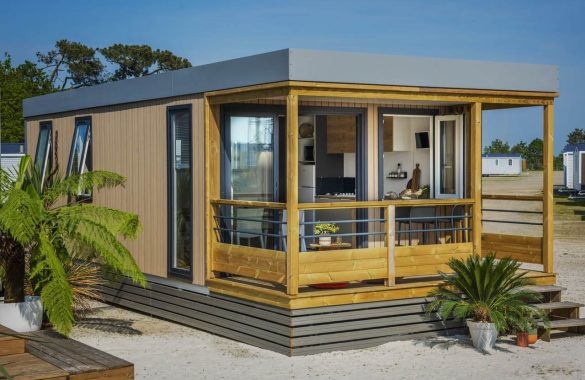 Mobil-home LIVING