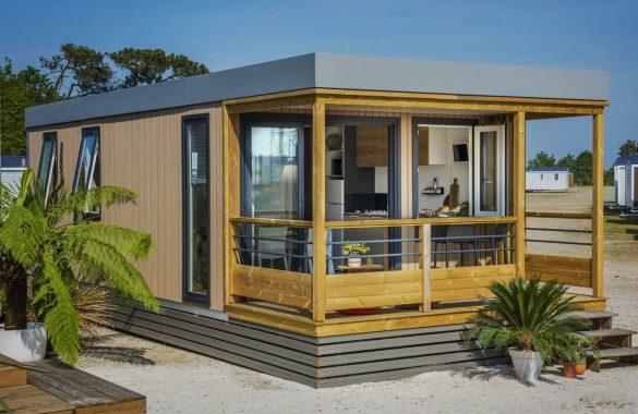 Mobil-home LIVING